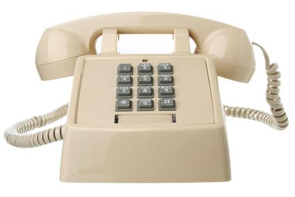 Centrex Single Line Telephone